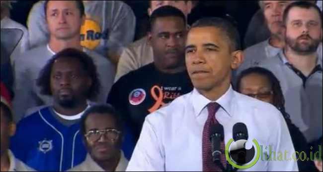 Siapa di Belakang Obama?