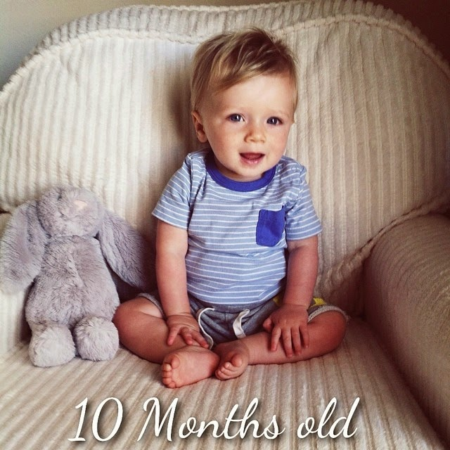 TESSA RAYANNE: Our Baby Boy Is 10 Months Old