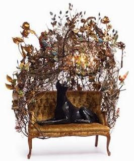 modern art, Nick Cave, beads