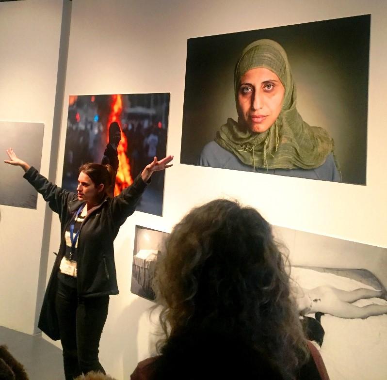 השתלמות ייחודית למורים בצילום- 'מבט חדש'