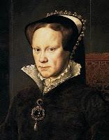 imagen María Tudor de Antonio Moro