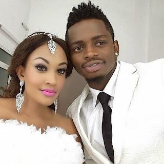 Diamond Platnumz and Zari Wedding