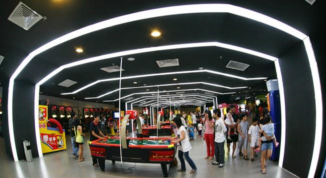 Khu Vinpearl Game TTTM Vincom Mega Mall