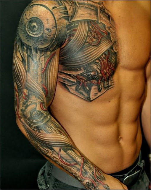 Tattoo Sleeve Ideas