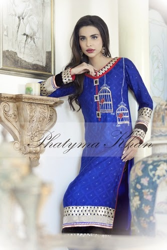 Phatyma Khan Eid Dresses 2014