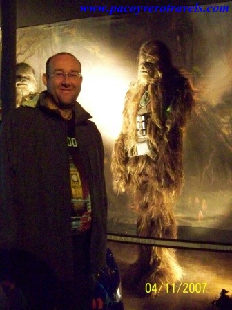 expocision star wars londres