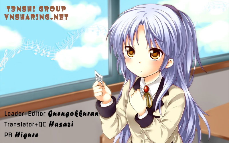 Angel Beats! Heaven chap 5 - Trang 25