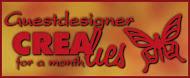 Gastdesigner Februari 2014 bij: