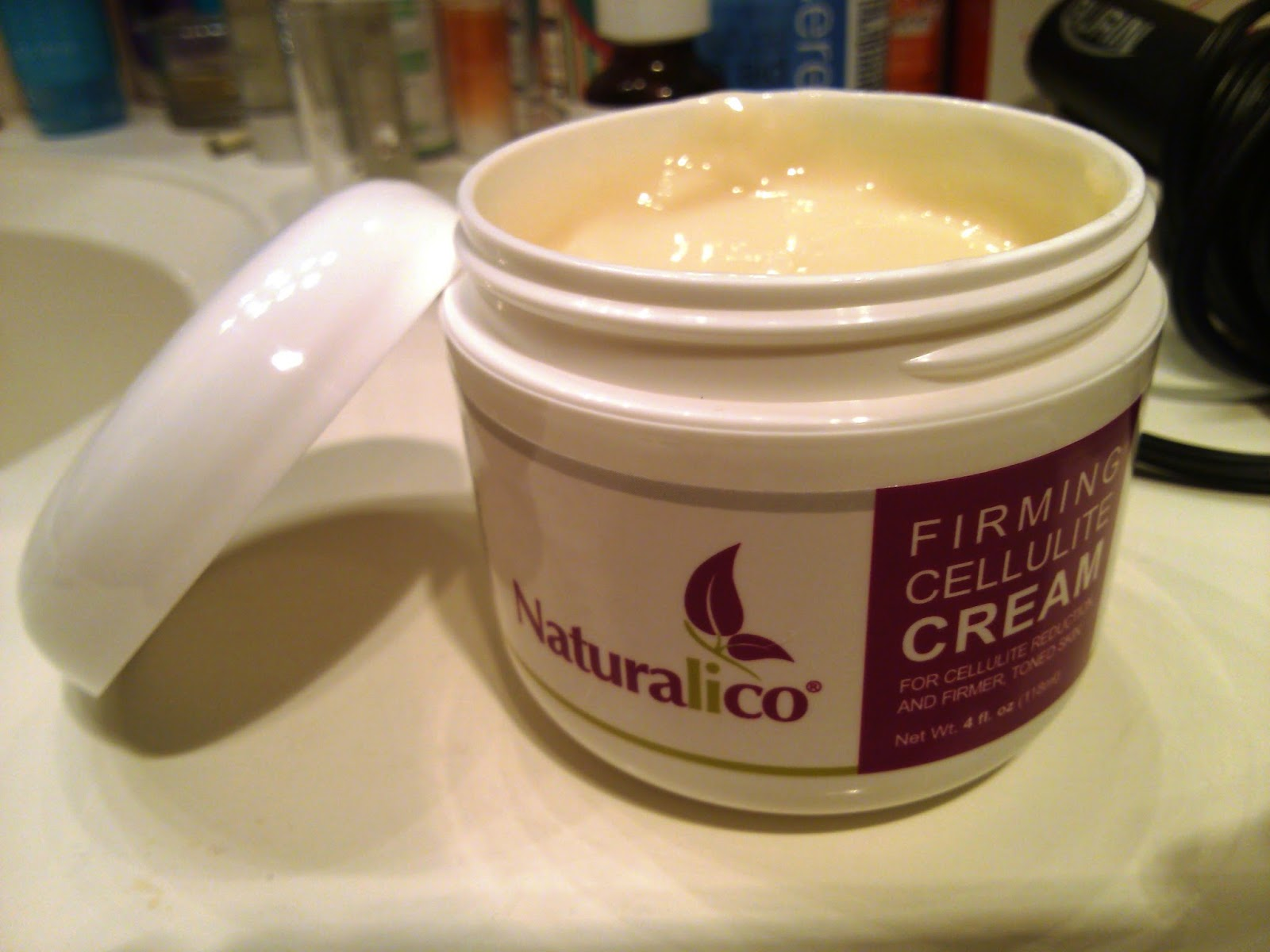 Naturalico Firming Cellulite Cream Review