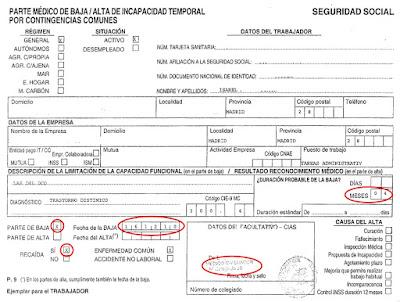 informe empresa madrid: