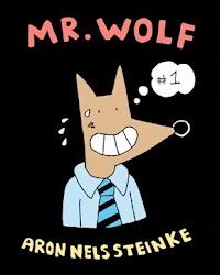 Mr. Wolf #1 mini