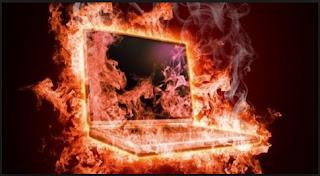 Ini Dia Penyebab Laptop Terlalu Panas