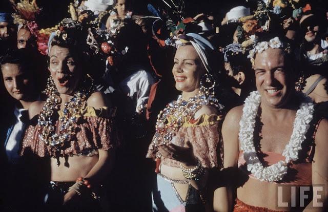 Carnaval de Río, 1943