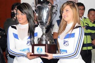 Equipos que Jugarán la Copa Cafam 2012