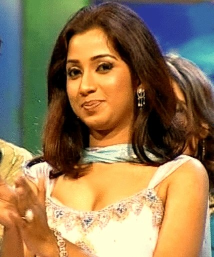 Shreya Ghoshal Hot Sexy Beautiful Photo