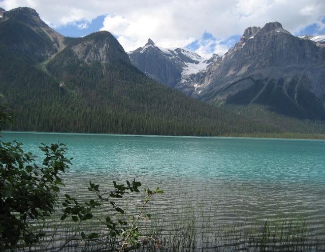 Emerald Lake (Parque Nacional Yoho)