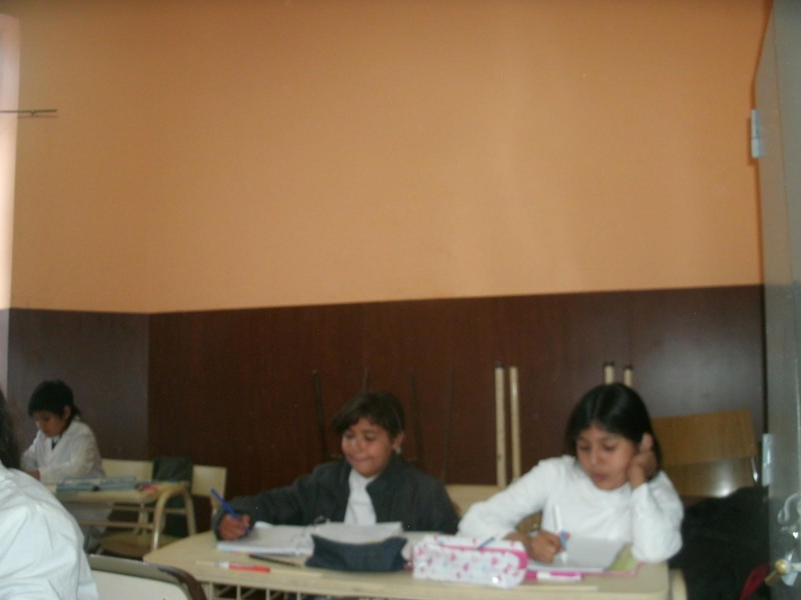 Escuela 16 pergamino los salones recien pintados - Fotos salones pintados ...