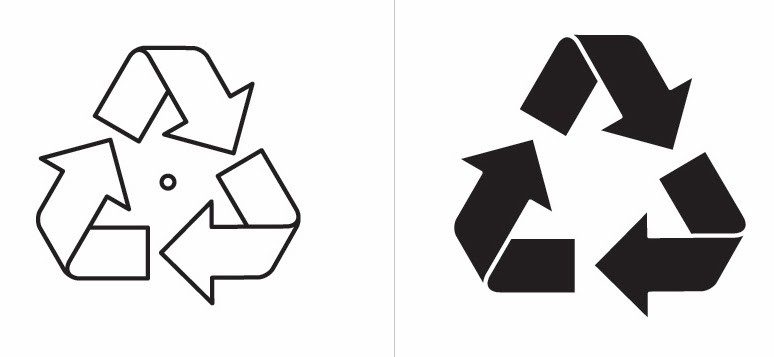 Day 21 Symbols Of Recycling Frametaster