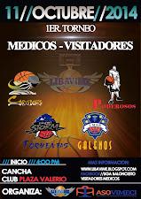 1er. Torneo Médicos - Visitadores