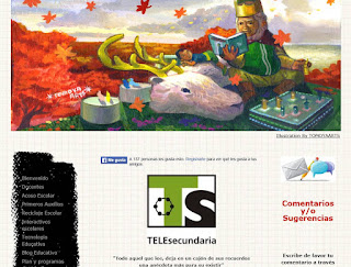 JIMD: Página libros digitales Telesecundria