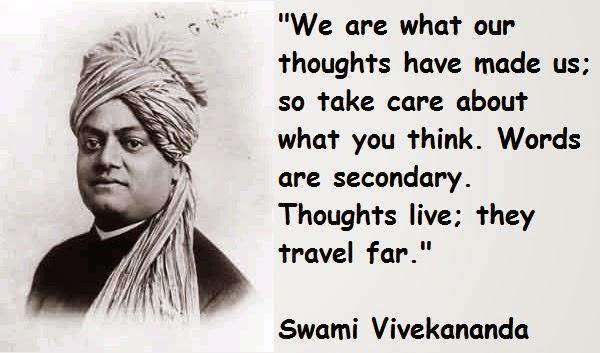 Swami vivekananda essay in english