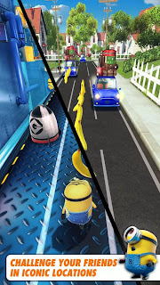 Despicable Me: Minion Rush v1.4.0 Apk (Mod Unlimited Coins and Bananas)