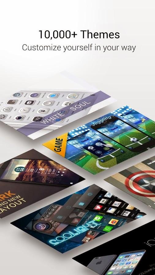 Go Launcher EX Prime Xmas Wallpaper