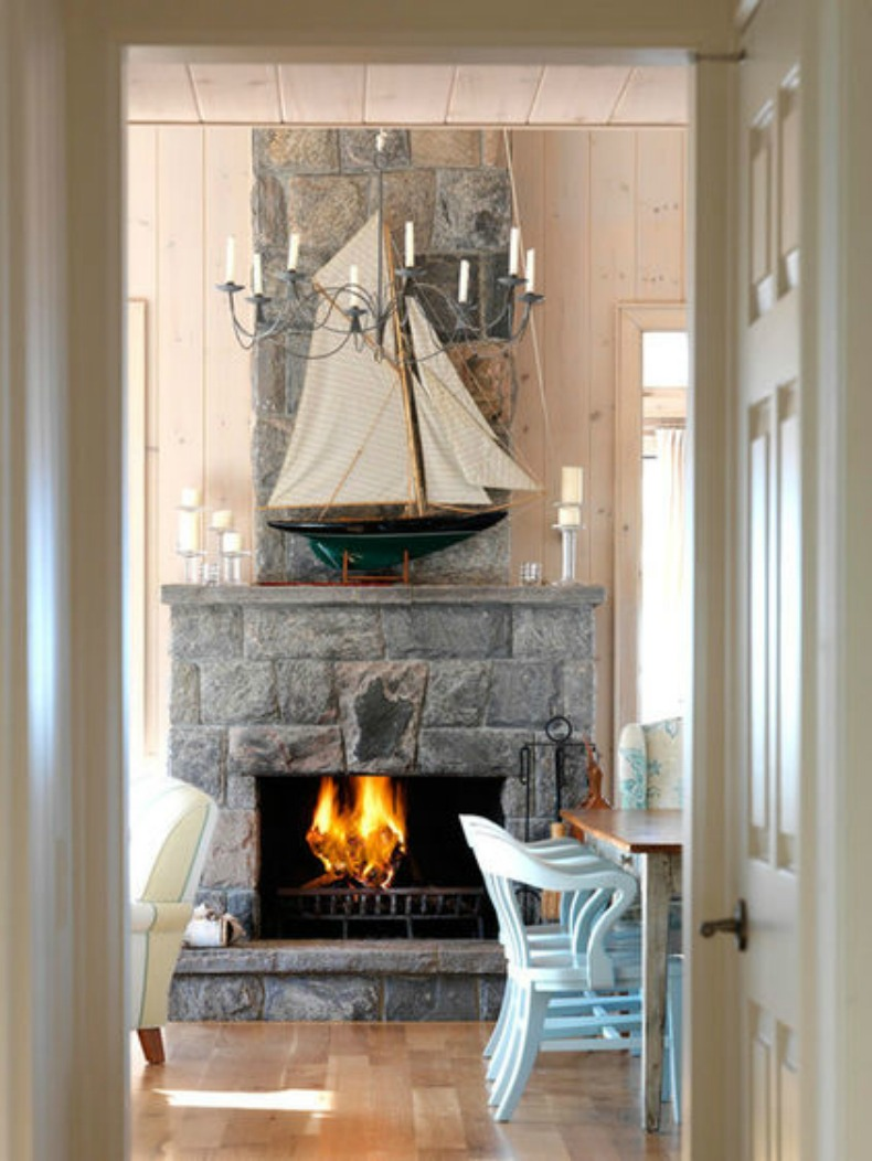 Nautical, Coastal hallway