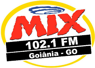 Rádio Mix FM 102,1 de Goiânia substitui a extinta Demais FM