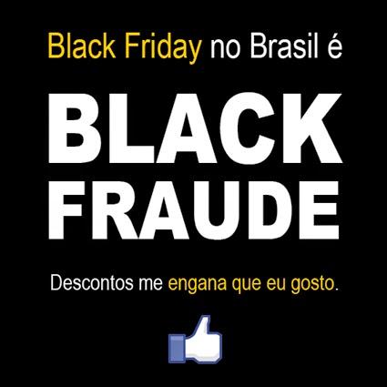 """Black """"Fraude"""" -  Como Se Prevenir"""