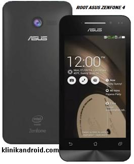 Cara Terbaru Root Asus Zenfone 4 Kitkat Menggunakan PC