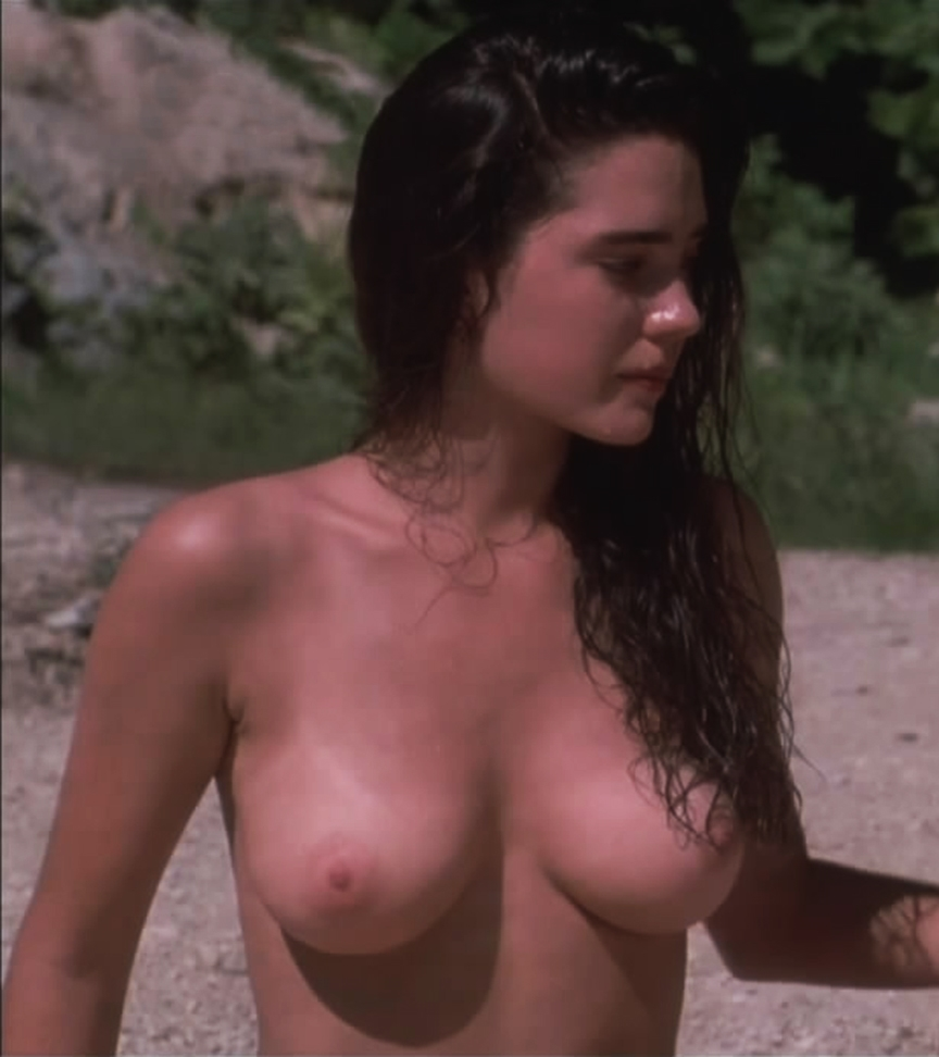 Nude jennifer connelly naked