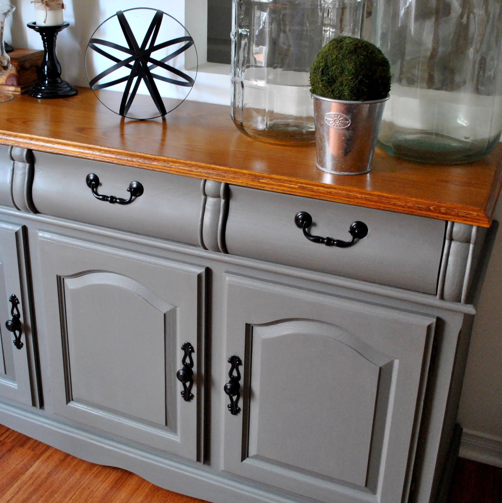 Buffet Makeover in Cobblestone