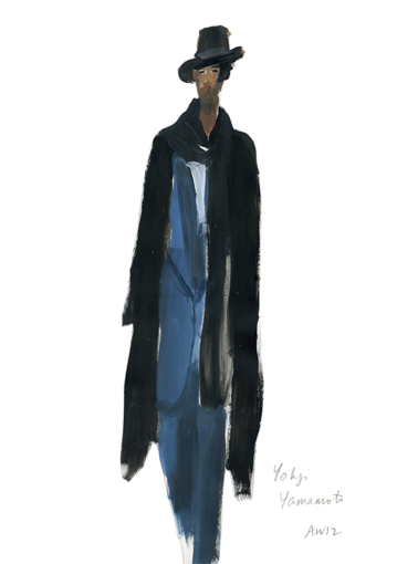 Men S Fashion Illustration