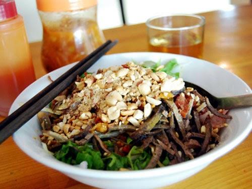 Mixed Food in Hanoi Capital (Các món trộn Hà Nội)