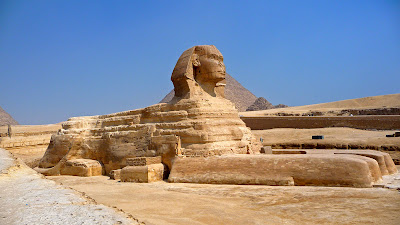Redating the Sphinx