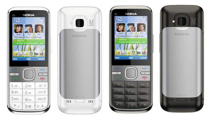 nokia c5 00 the nokia c5 00 user manual available
