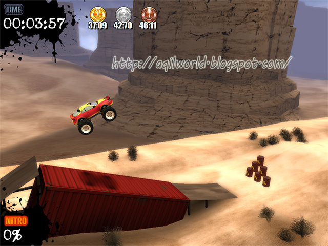 Monster,Truck,Challenge,raceing,game