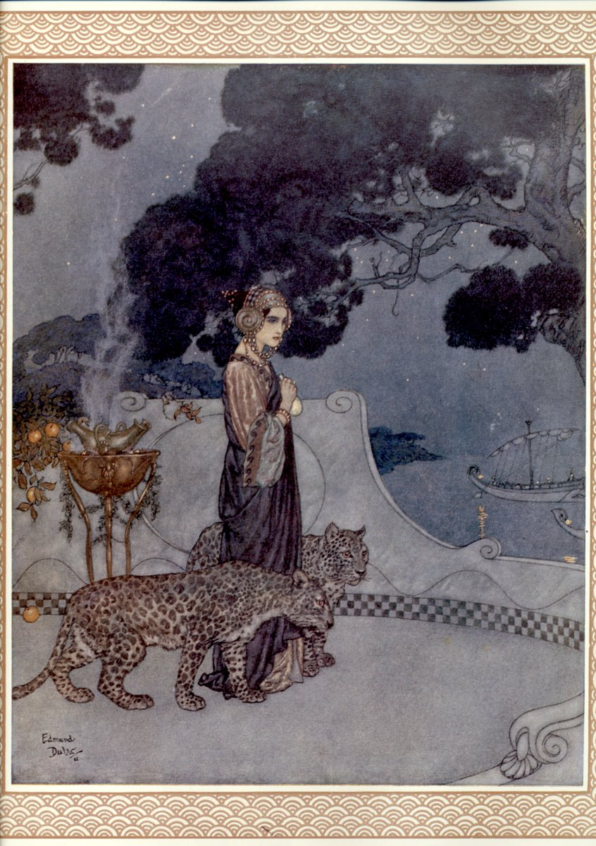 odysseus circe dulac