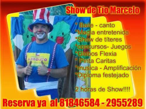 Show de Tío Marcelo