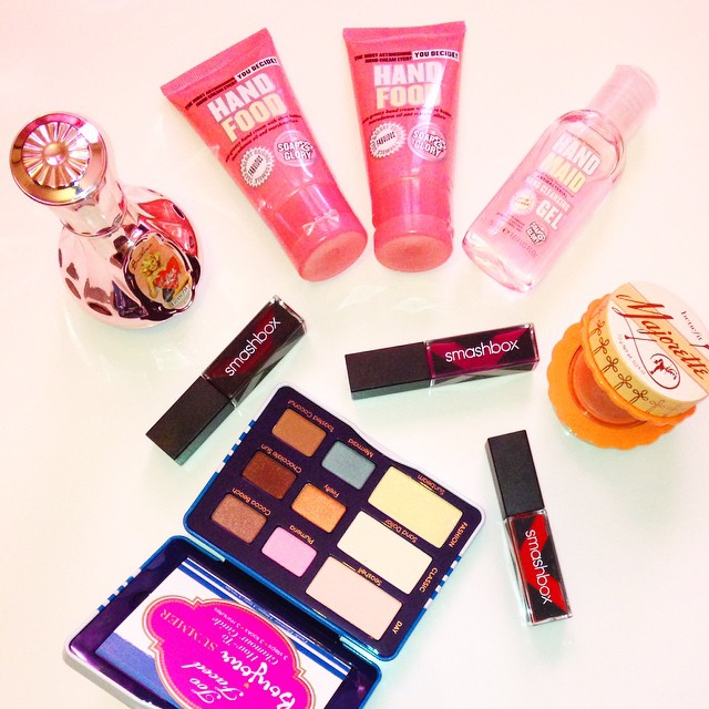 soap and glory hand food