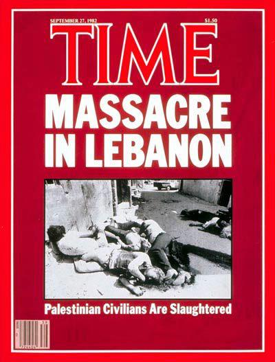 Image result for sabra and shatila massacre