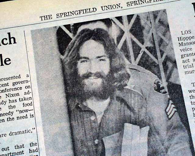 With the death of Charles Manson, a lot of people are making posts partially crediting him with ending the Hippie Era. What did end it and how?
