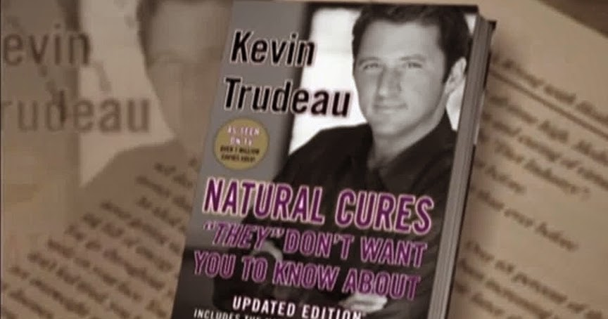 Kevin Trudeau Book Lot of 4 Natural Cures, Debt Cures, Weight Loss Cure