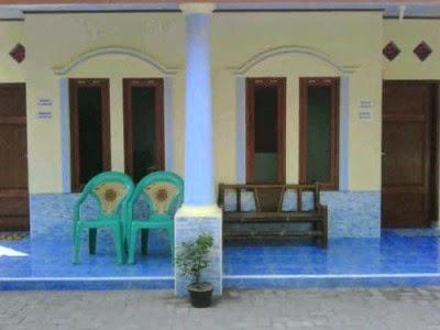 Penginapan (Homestay) di Pulau Tidung