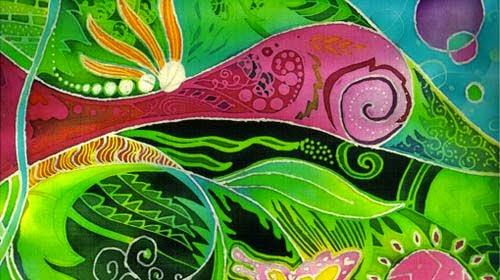 Batik Slider Demikian Pula Karya Seni Rupa Dou Dimensiadalah Yang Hanya Memiliki Dimensi Panjang Dan Lebar Atau Dapat Dilihat Dari Satu