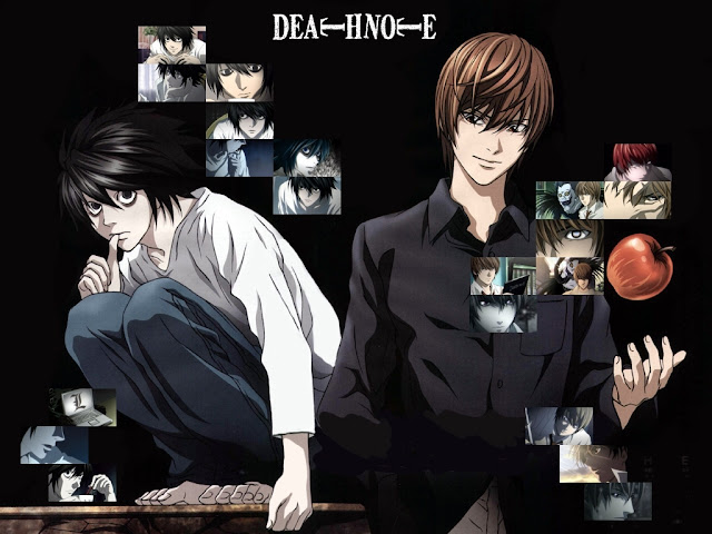 Wallpaper Death Note Terbaik