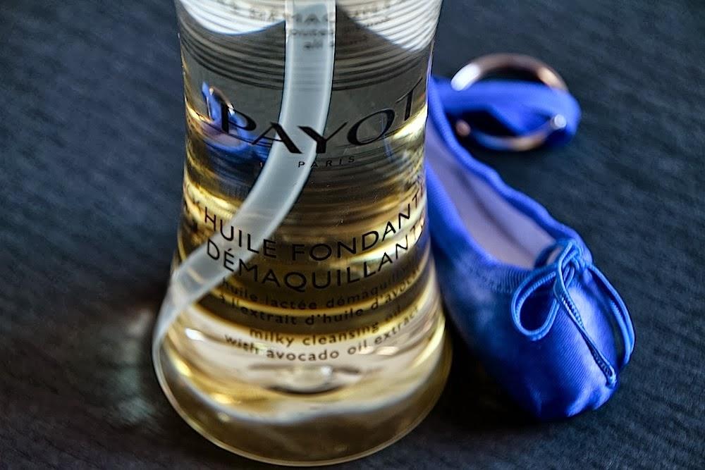 payot huile démaquillante fondante avis test