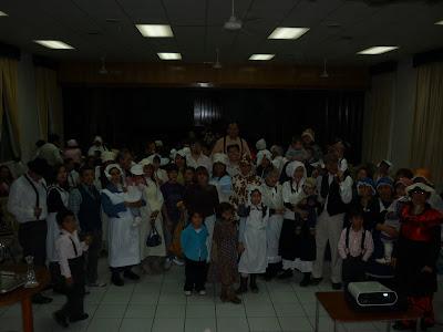 Conmemoración Día del Pionero 2011
