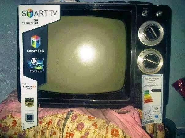 Televisores diferentes